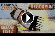 BeamNG DRIVE car DeGoryun Crash Test